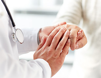 Geriatric Medicine Services in Belleville MI  - geriatric-hands-holding