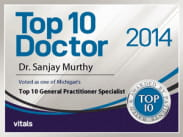 top 10 doctor award